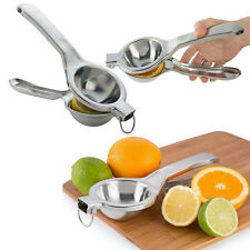 Cheap Stainless Fruit Lemon Lime Orange Squeezer Juicer Manual Hand Press Tool