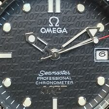 James Bond 007 40Th Anniversary Special Edition Omega Watch