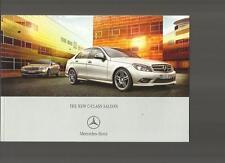 MERCEDES Benz C-se, eleganza e lo sport vendite opuscolo dicembre 2006