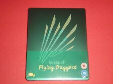 House Of Flying Daggers Blu-Ray Zavvi Exclusive Limited 4,000 Steelbook Edition
