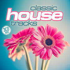CD Classic House Tracks von Various Artists 3CDs