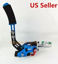 Universal Hydraulic Handbrake ebrake Racing Drift Parking Emergency Brake Blue