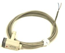 "SMC AIRCHECKER PS1100-R06L PRESSURE SWITCH, PRESS. -0.1-0.4 MPA, 3 FT 7"" LENGTH"