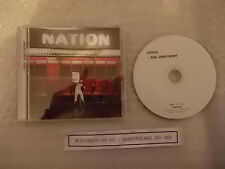 CD Pop Paul James Berry - Nations (11 Song) SUPERMUSIC Rose Of Avalanche