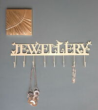 Whimsical Big Jewellery Hooks - Necklace & Bracelet Storage - Hanger - Display