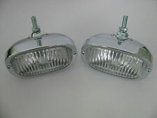 Porsche 356 912 911 factory hella driving fog light set