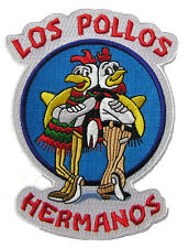 BREAKING BAD TV Series LOS POLLOS HERMANOS Logo patch - Uniform Aufnäher