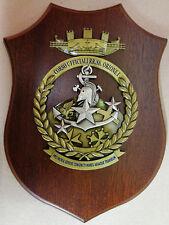 """Crest Commemorativo CORSO UFFICIALI R.S.""""ORIONE 1°""""ACCADEMIA NAVALE - Originale"""