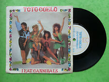 Toto Coelo - I Eat Cannibals Parts 1 & 2, Radialchoice TIC-10 Ex- Condition
