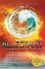Divergent: Allegiant Collector's Edition 3 by Veronica Roth (2015, Hardcover)