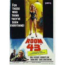 Room 43 (DVD MOVIE) BRAND NEW