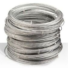 Channel Master CM-9080 Guy Wire 1000' FT 20 AWG GA 6 Stranded Steel Galvanized