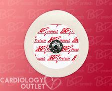 T716 Bio Protech 1000 pcs 20 pouches ecg ekg electrodes foam 43*45 NEW