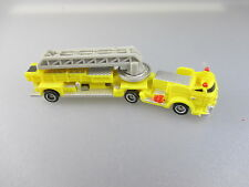 Mattel: MADE in China-pompiers-train (DK)