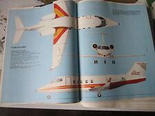 Flugzeuge 95 Gates Learjet