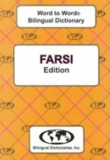 English-Farsi & Farsi-English Word-to-Word Dictionary (suitable for exams), C. s