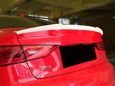 Dachspoiler Heckspoiler für Audi A3 S3 RS3 8V Spoiler Limousine Heck Lippe Neu