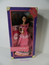 MEXICO 2012 Barbie Collector Pink Label Passport Dolls of the World RETIRED