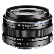 Olympus M.Zuiko 17mm f1.8 (Black) for Olympus and Panasonic Micro 4/3 Cameras