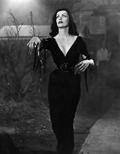 "Ed Wood Vampira Plan 9 from Outer Space 14 x 11"" Photo Print"