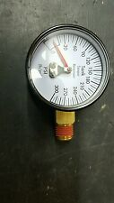 A14993 DEWALT 1 PZ Dewalt Gauge For Air Compressor 300 PSI