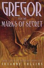 Gregor And The Marks Of Secret (Underland Chronicles, Book Four)-ExLibrary