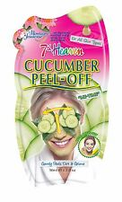 Montagne Jeunesse '7th Heaven' Mixed Face Peel-Off Masks - 4x Pack Of Face Masks