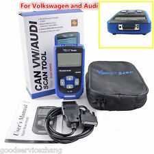 """ VS450 Car Code Reader Diagnostic Scanner OBD2 Can Reset Airbag for Audi VW Sea"