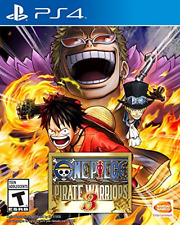 PS4 RPG-ONE PIECE: PIRATE WARRIORS 3  PS4 NEW
