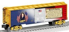 Lionel Warren G. Harding Boxcar # 6-81489 MADE IN USA PRESIDENTIAL SERIES