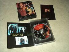 24 HEURES CHRONO SAISON 1 COFFRET 6 DVDs KIEFER SUTHERLAND
