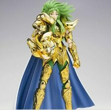 MC Saint Seiya Metal Cloth Myth EX Club Gold Shion Aries Figure ST S TEMPLE