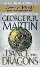 A Dance with Dragons: A Song of Ice and Fire: Book Five, by George R.R. Martin