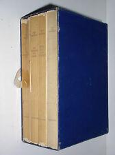 HENRY DE MONTHERLANT - LES JEUNES FILLES [COFFRET DE 4 TITRES] - 1947 [EX. N°]