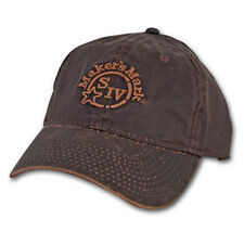Makers Mark Oil Cloth Hat Brown