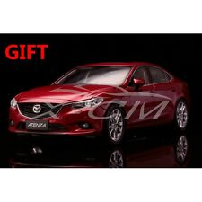 Car Model New Mazda 6 Atenza 2014 1:18 (Red) + SMALL GIFT!!!!!!!!!!!