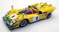 +kit Ferrari 512S Spyder ch.1002 #9 Le Mans 1970 - Modelling Plus kit 1/43