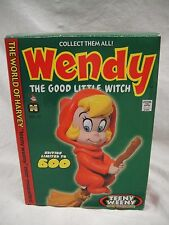ELECTRIC TIKI  AP ANIMATION WENDY WITCH TEENY WEENY Mini-MAQUETTE STATUE CASPER