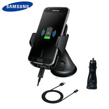 Genuine Qi Wireless Car Charger Dock Mount Holder For Samsung Galaxy S7,Note 5