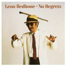 No Regrets - Leon Redbone (2004, CD NIEUW)