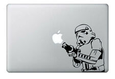 1Decal sticker for macbook pro air mac laptop 13 15 17 STORMTROOPER star wars