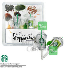 SA053 starbucks Frappuccino phone & digital devices 3.5mm Dust Stopper plug Set