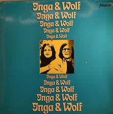 """INGA & WOLF - SAME 12"""" LP (T 587)"""