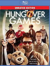 NEW - The Hungover Games (Unrated) [Blu-ray]