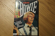 Rare David Bowie Book in French Language 15 Pages Photos Suit Collector