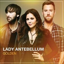 Lady Antebellum - Golden CD! Includes Downtown & Goodbye  Town - Brand New!