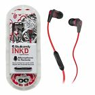 2.0 Skullcandy INK'D Supreme IN-EAR Earbuds Earphones Headphones Bass With MIC