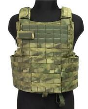 Vest M1 for Armor Plates (Plate Carrier) in A-TACS FG pattern by ANA