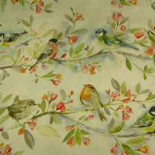 Voyage Tweet Linen Designer Curtain Fabric Roll  - 140 cm wide - £24.99 mt