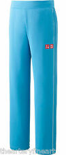 UNIQLO x Novak Djokovic 2014 French Open Track / Warm-Up Pants L Dry-Ex Blue NWT